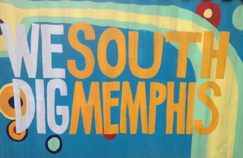 We Dig South Memphis